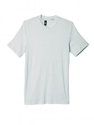 ADIDAS | Herren T-Shirt Basic Performance | grün