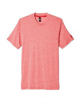 ADIDAS | Herren T-Shirt Basic Performance | rot