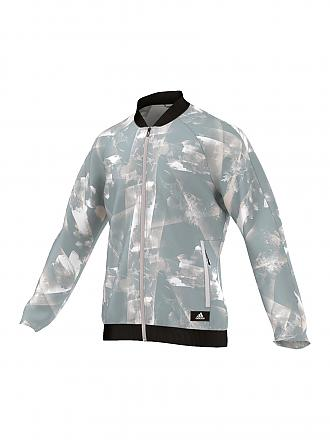 ADIDAS | Herren Windbreaker Allover Flower | bunt