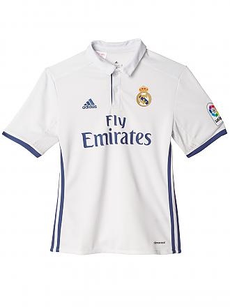 ADIDAS | Kinder Heimtrikot Real Madrid Replica | weiß