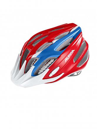 ALPINA | Kinder Fahrradhelm FB Junior 2.0 | rot
