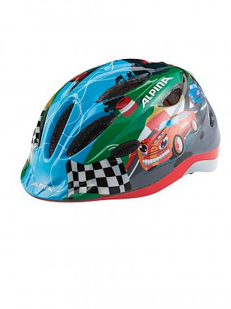 ALPINA | Kinder Fahrradhelm Gamma 2.0 Flash | bunt