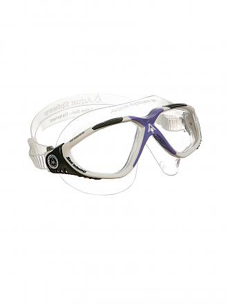 AQUA SPHERE | Schwimmbrille Vista Lady | transparent