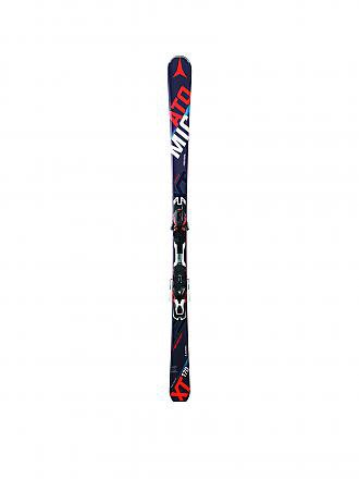 ATOMIC | Allmountain Ski-Set Redster XT | schwarz