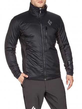 BLACK DIAMOND | Herren Isolationsjacke Access Hybrid | schwarz