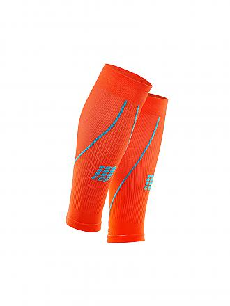 CEP | Herren Kompressions-Strumpf | orange