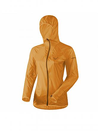 DYNAFIT | Damen Jacke React Ultralight | orange
