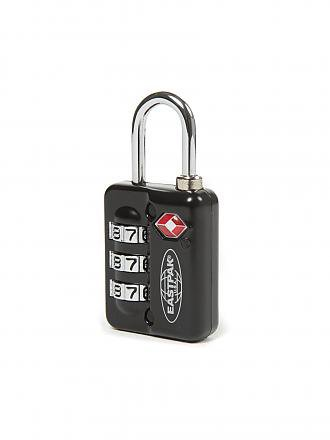 EASTPAK | Kofferschloss Lock-It | schwarz