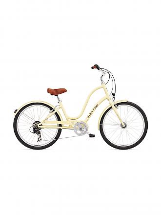 ELECTRA | Retrobike Townie Original 7D EQ Lady | beige