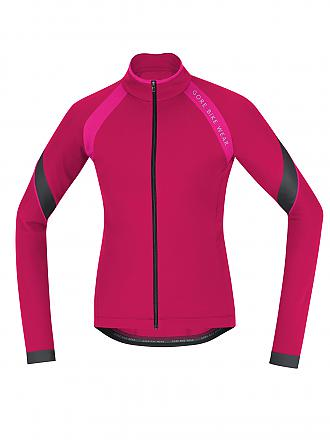 GORE | Damen Radtrikot Power 2.0 Thermo | rosa