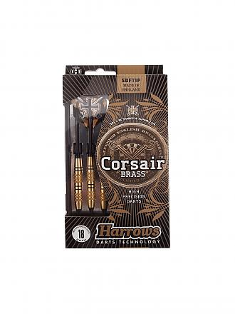 HARROWS | Dartpfeil Softtip Corsair | schwarz