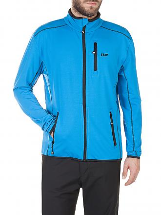 HOT STUFF | Herren Power Stretch Jacke Hector | blau