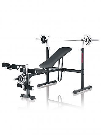 fitnessger te heimtrainer ergometer l ufb nder crosstrainer gigasport. Black Bedroom Furniture Sets. Home Design Ideas