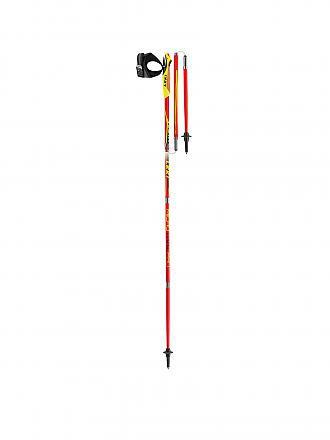 LEKI | Nordic Walkingstock Micro Trail Pro | rot
