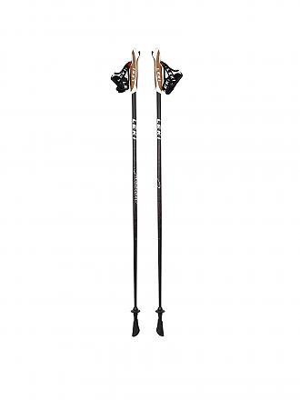 LEKI | Nordic Walkingstock Passion | schwarz