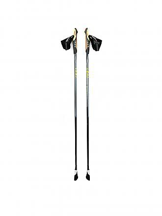 LEKI | Nordic Walkingstock Smart Carbonsmart | schwarz