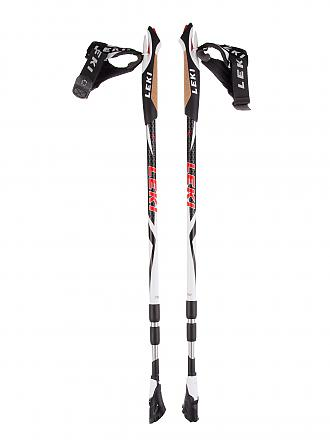 LEKI | Nordic Walkingstock Smart Traveller Alu | schwarz