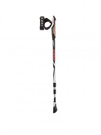 LEKI | Nordic Walkingstock Traveller Alu | grau