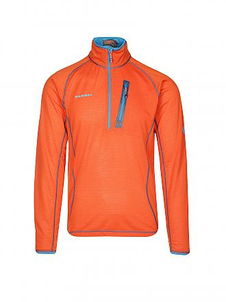MAMMUT | Herren Tourenshirt Eiswand | orange