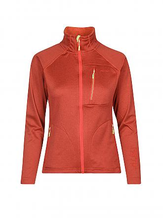 MERU | Damen Fleecejacke Cannes | orange