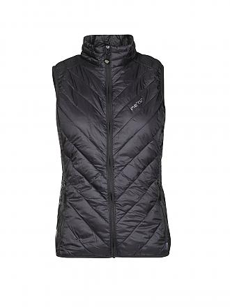 MERU | Damen Isolationsgilet White Rock | türkis