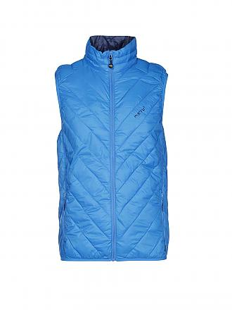 MERU | Herren Isolationsgilet White Rock | blau