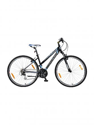 MILES | Crosstrekking-Bike Life Cross 2 Lady | schwarz