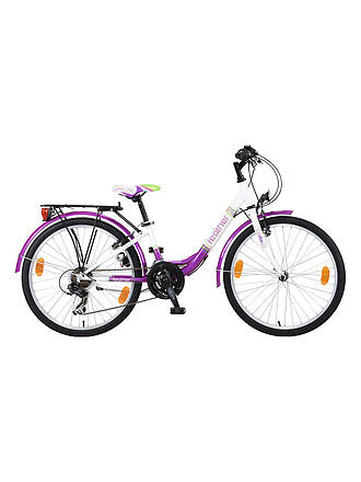 "MILES | Jugendfahrrad 24"" Feather Girl 