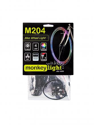 MONKEY LECTRIC | Fahrradlicht Monkey Light M204 | bunt