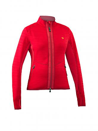 MOUNTAIN FORCE | Damen Ski-Weste Pure | rot