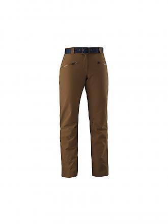 MOUNTAIN FORCE | Damen Skihose Rider | braun