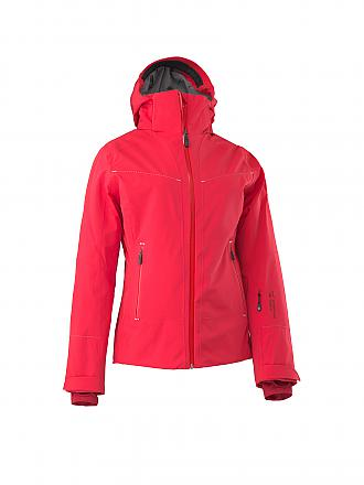 MOUNTAIN FORCE | Damen Skijacke Elise | rot