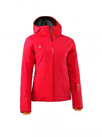 MOUNTAIN FORCE | Damen Skijacke Idle | rot