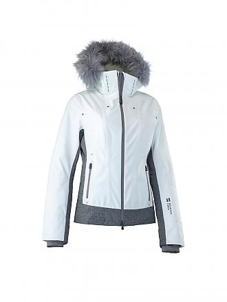 MOUNTAIN FORCE | Damen Skijacke Rider | weiß