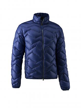 MOUNTAIN FORCE | Herren Daunenjacke Down | blau