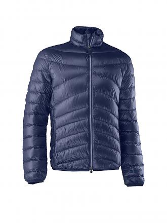 MOUNTAIN FORCE | Herren Daunenjacke | blau