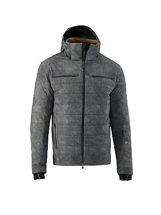 MOUNTAIN FORCE | Herren Skijacke Barrier | grau