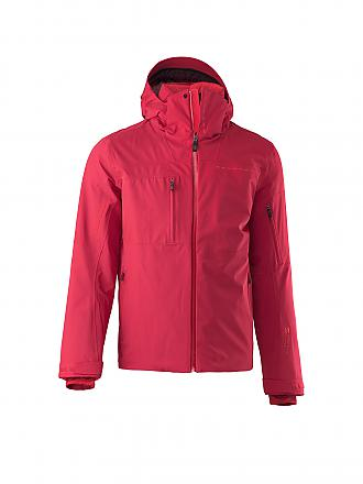 MOUNTAIN FORCE | Herren Skijacke Hudson | rot