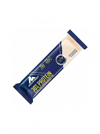 MULTIPOWER | 30% Protein Bar 50g Kokosnuss | blau