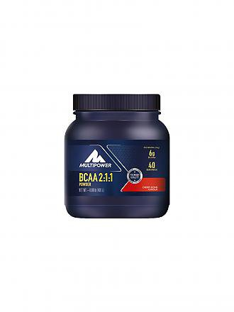 MULTIPOWER | Getränkepulver BCAA 2:1:1 Powder 400g | blau