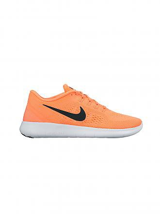 NIKE | Damen Laufschuh Free Run | orange