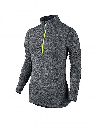 NIKE | Damen Laufshirt Element HZ | grau