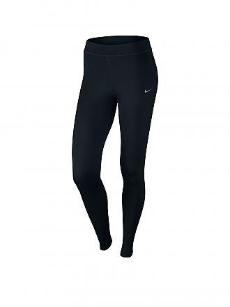 NIKE | Damen Lauftight Thermal | schwarz