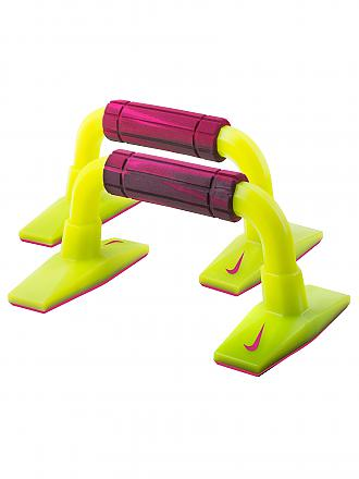 NIKE | Griffe Push-Up Grips 2.0 | pink