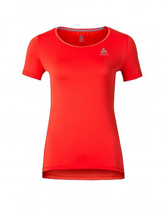 ODLO | Damen Laufshirt Clio | orange