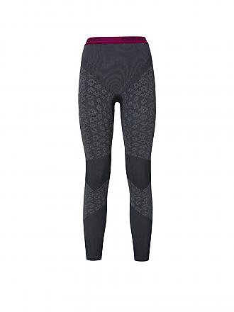 ODLO | Damen Tights Blackcomb Evolution Warm | grau