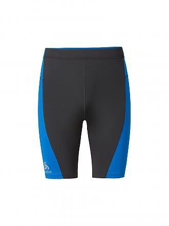 ODLO | Herren Lauftight-Short Fury | grau