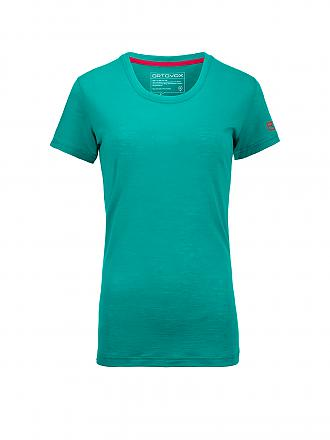 ORTOVOX | Damen Funktionsshirt Clean Merino Cool | blau