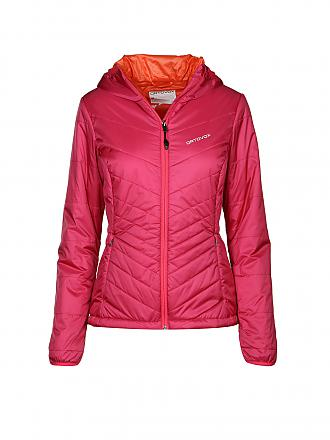 ORTOVOX | Damen Isolationsjacke Piz Bernina | rosa