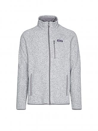PATAGONIA | Herren Fleecejacke Better Sweater | grau
